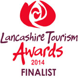 THE LANCASHIRE TOURISM AWARDS 2014 Finalist