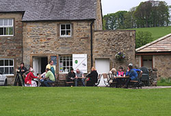 Riverbank Tearooms, Slaidburn, Lancashire