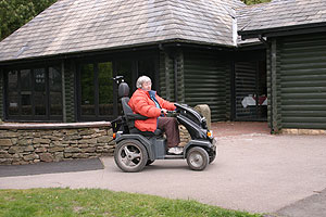Tramper Hire Beacon Fell Country Park
